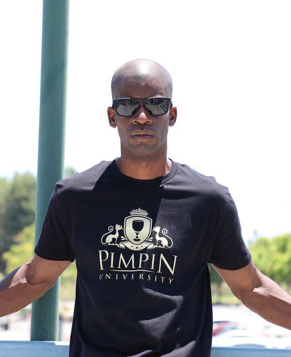Pimpin University T Shirt 28b